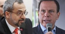 """Indignado com o """"ditador da calça apertada"""", Weintraub se solidariza com o """"desespero"""" de comerciantes em SP (veja o vídeo)"""