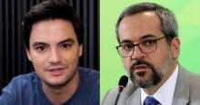 Felipe Neto trapaceia em jogo online de Xadrez e Weintraub não perdoa