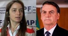 Procuradora da República sugeriu forjar provas para tentar incriminar Bolsonaro