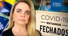 AO VIVO: Brasil em alerta máximo / Governadores X Presidente / Entrevista com Liliane Ventura (veja o vídeo)