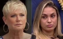 Participante do reality show da Globo declara que gosta de Bolsonaro e Xuxa perde a noção do bom senso (veja o vídeo)