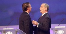 """Em ato inesperado, Ciro Gomes parte para """"agressão"""" a Bolsonaro (veja o vídeo)"""