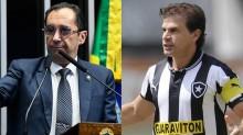 """Senador Jorge Kajuru revela ser pai de filha de jogador Túlio """"Maravilha"""" e pede DNA"""