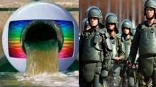 AO VIVO: Globo pede intervenção militar para manter lockdown? / Comandante Farinazzo explica o caso (veja o vídeo)