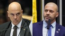 Moraes impede Daniel Silveira de receber visitas de deputados