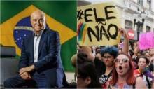 """""""A esquerda é famosa por atrapalhar governos"""", afirma Salim Mattar"""