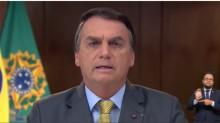 """""""Faremos de 2021 o ano da vacinação dos brasileiros"""", garante Bolsonaro (veja o vídeo)"""