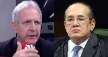 """Gilmar é cúmplice de bandido"", afirma Augusto Nunes (veja o vídeo)"