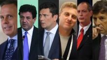 """""""Presidenciáveis"""" se unem em grupo de WhatsApp para formar """"Polo Democrático"""""""