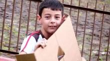 Hoje, 4 de abril de 2021, faz 7 anos que o pequeno mártir Bernardo Uglione Boldrini foi imolado