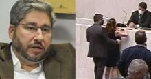 MP oferece denúncia contra parlamentar que assediou deputada na Alesp (veja o vídeo)