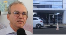 Morre ex-prefeito de Teresina: Hipótese mais provável é suicídio (veja o vídeo)