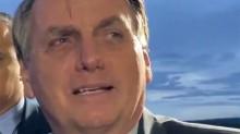 """""""Eu não fiz nada contra a TV Globo. Só não tem mais dinheiro para eles"""", explica Bolsonaro (veja o vídeo)"""