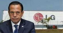 Por falta de benefícios fiscais, LG fecha produção em SP e vai para Manaus