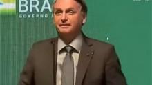 """Em Chapecó, Bolsonaro faz discurso e é ovacionado pelo povo: """"Liberdade acima de tudo"""" (veja o vídeo)"""