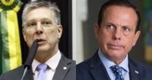"""""""Doria é um conjunto de mentiras!"""", afirma o deputado federal Guiga Peixoto (veja o vídeo)"""