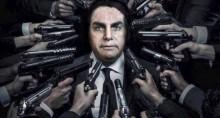 """O mundo viria abaixo se flagrassem Bolsonaro dizendo """"vou pegar esse chinês pelo pescoço"""" (veja o vídeo)"""