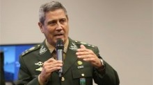 """""""Bolsonaro é o comandante em chefe das Forças Armadas"""", faz questão de lembrar  o general Braga Netto"""