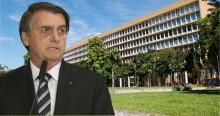Deputado aciona a PF contra Universidade Federal do Rio por ataque a Bolsonaro (veja o vídeo)