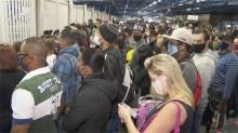 """""""Entre a saúde dos passageiros e o alívio financeiro da Companhia de Metrô, o Governo de SP optou pelo dinheiro"""" (veja o vídeo)"""