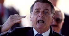 """Bolsonaro rasga o verbo e declara """"É um barril de pólvora que está aí"""" (veja o vídeo)"""