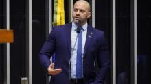 Com a liberdade de expressão cerceada, deputado dá entrevista e agora tem 48 horas para se explicar a Moraes