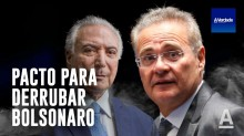 """O pacto da velha política:  A imensa confraternização de """"capangas do sistema corrupto"""" (veja o vídeo)"""