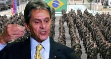 """Indignado, Roberto Jefferson 'convoca' o Exército: """"É hora das Forças Armadas agirem!"""" (veja o vídeo)"""