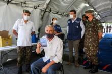 Braço forte, mão amiga: Forças Armadas apoiam vacinação no Rio de Janeiro