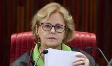 """Rosa Weber dá 10 dias para Bolsonaro explicar porque está incomodado com """"calúnias"""" de jornalistas (veja o vídeo)"""