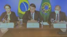 """""""Não temos medo de CPI"""", dispara Bolsonaro"""