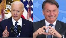 Biden busca aproximação com Bolsonaro e decepciona a esquerda brasileira outra vez