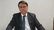 """Bolsonaro manda recado para calar governadores: """"Vocês que fecham comércio e destroem empregos, criem um auxílio de R$ 1.000"""" (veja o vídeo)"""