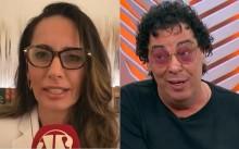 Depois de ataques de Casagrande a Ana Paula Henkel, Justiça dá ultimato na Globo e cobra explicações