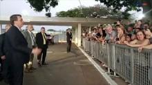 Procurador quer que o governo reforce a segurança de jornalistas que cobrem o Palácio da Alvorada