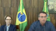Bolsonaro pretende concluir Ferrovia Norte-Sul, que foi projetada no governo Sarney, no meio deste ano (veja o vídeo)