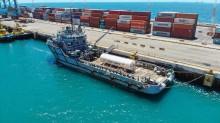 Combate à pandemia: Navio da Marinha leva oxigênio para Belém, no Pará