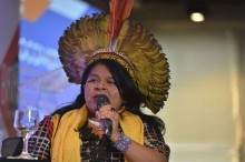 Sônia Guajajara, a 'Índia do PSOL' na mira da Polícia Federal