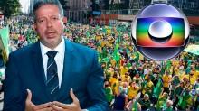 AO VIVO: Lira diz 'não' ao impeachment / Mídia do òdio mente sobre manifestações (veja o vídeo)