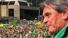 Roberto Jefferson conta os detalhes dos momentos de terror que viveu durante a manifestação (veja o vídeo)