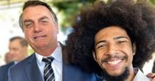 """""""Mídia do ódio"""" acusa Bolsonaro de """"comentário racista"""", mas é desmentida pela própria """"vítima"""" (veja o vídeo)"""