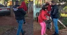 No Dia das Mães, Polícia encontra criança desaparecida e devolve para mãe