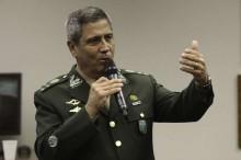 Ao lado de Bolsonaro, General Braga Netto volta a reforçar o compromisso das Forças Armadas com a Constituição (veja o vídeo)