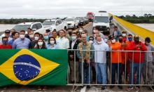 Graças ao governo Bolsonaro, o Acre não está mais isolado do restante do país (veja o vídeo)