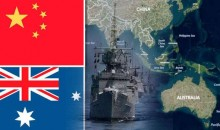 China X Austrália:  O mundo já pode ouvir os tambores da guerra