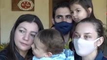 Professora reencontra bebê que sobreviveu à ataque em creche de Saudades (veja o vídeo)