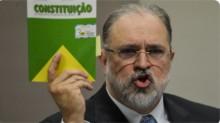 """Aras diz que convocação de subprocuradora à CPI da Covid é """"afronta ao MP"""" (veja o vídeo)"""
