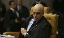 """No velho estilo """"sou eu que mando e ponto final"""", Moraes passa por cima da PGR em investigação contra Salles"""
