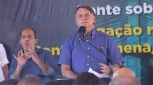 No Nordeste, Bolsonaro destroça Lula e é aclamado por multidão (veja o vídeo)