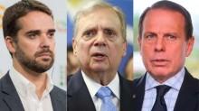 FHC põe o PSDB de joelhos e mostra o quanto Leite, Tasso e Doria lhe são insignificantes